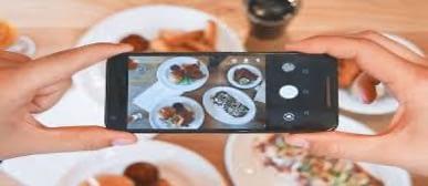 como crear anuncios para restaurante fotografia